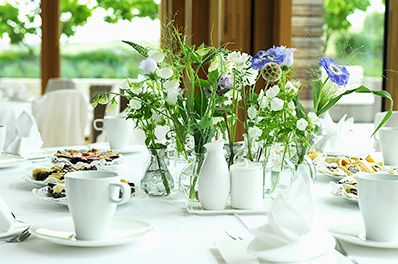 Alles für Ihre Tischdekoration zur Hochzeit in Dresden